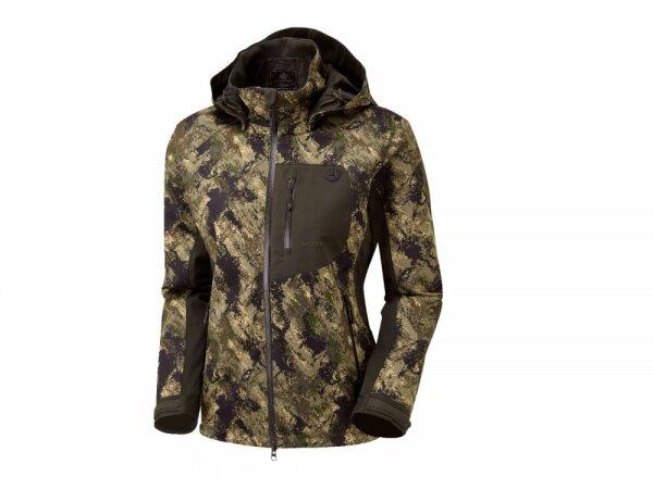 Shooterking Huntflex Camouflage Jacke für Dame