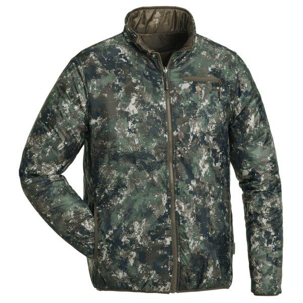 Jacke Wolf Camouflage wendbar