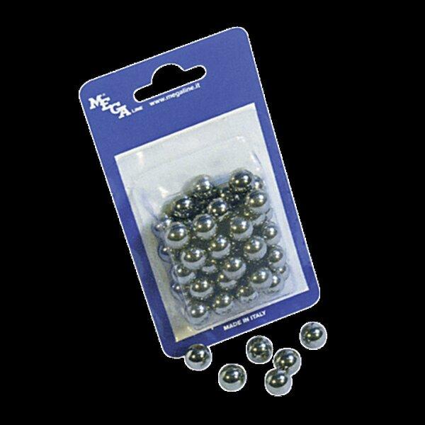 Stahl-Kugeln (ca. 100 Stück) 7,9 mm