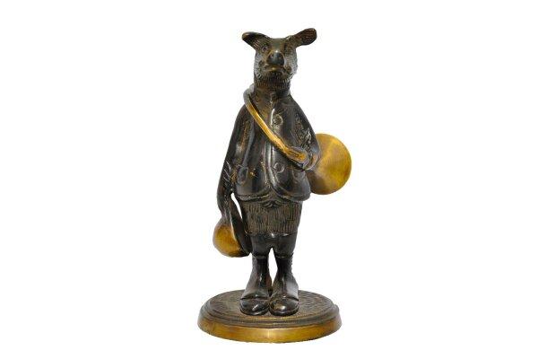 Figur Wildschwein