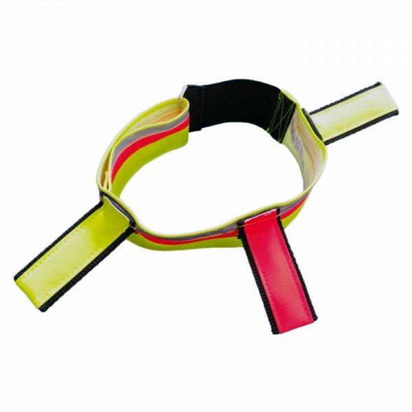 Fritzmann 3 Fahnen Signalhalsung 40 - 55 cm