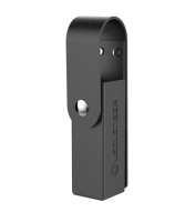 LedLenser Leather Pouch Type B Black Box