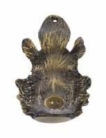 Keilerkopf Bronze - Groß