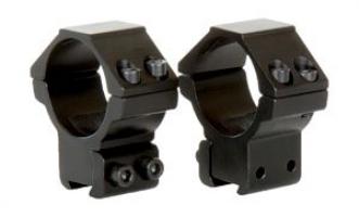 ZF Ringe 11mm S./30mm Ø/10,5mm H.