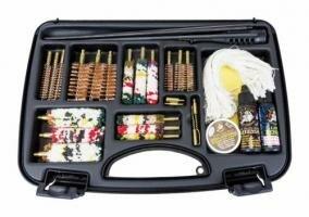 Putzset im Koffer 32-teilig für alle Cal.