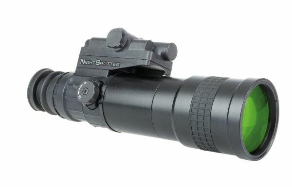 Nachtsichtgerät Nightspotter Photonis EVO grün Paket inkl. Strahler