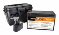 SPYPOINT 12V Batterie-Kit (KIT-12V)