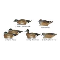 PG FFD Elite Wigeons (1/2 dozen - 6 Stück)