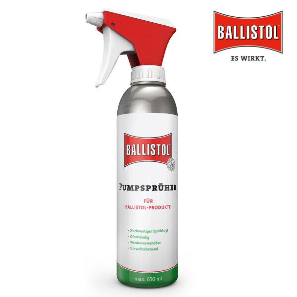 Ballistol Pumpsprüher (leer)