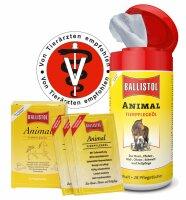 Ballistol Animal Pflegetücher Spenderbox