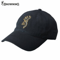 Browning Kappe Gold Buck Blue