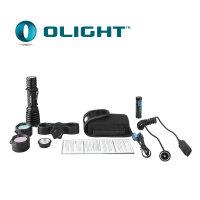 Olight Warrior X Jagd-Set