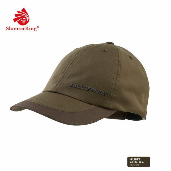 Shooterking Huntflex Cap braun/oliv
