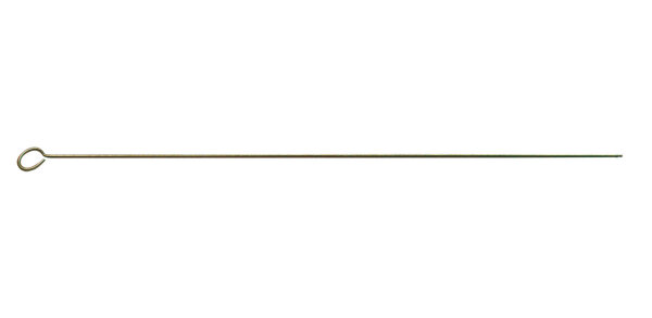 Putzstock aus Stahl mit Öse